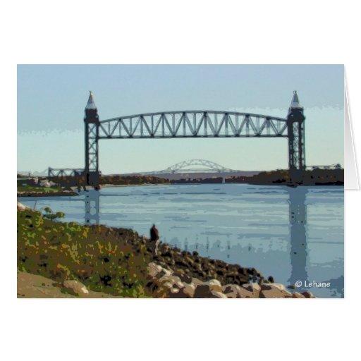 Bridges--thinking of you card