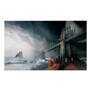 Bridges to the Neverland Posters