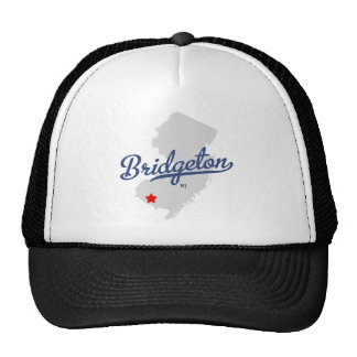 Bridgeton New Jersey NJ Shirt Trucker Hat