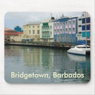 Bridgetown, Barbados Mouse Pad