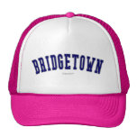 Bridgetown Mesh Hat
