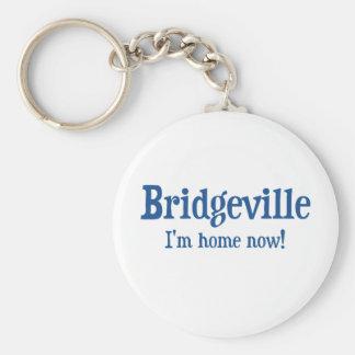 Bridgeville, Delaware: I'm home now! Basic Round Button Keychain