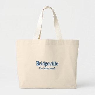 Bridgeville, Delaware: I'm home now! Large Tote Bag