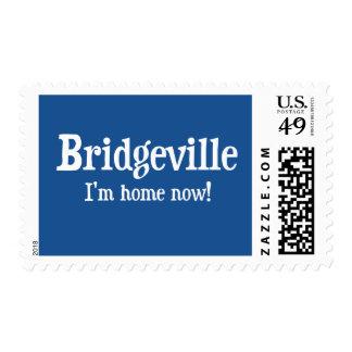 Bridgeville, Delaware: I'm home now! Postage