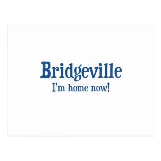Bridgeville, Delaware: I'm home now! Postcard