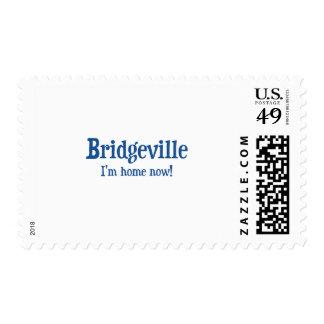Bridgeville, Delaware: I'm home now! Stamp