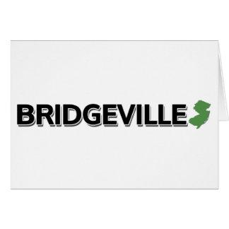 Bridgeville, New Jersey Card