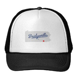 Bridgeville Pennsylvania PA Shirt Trucker Hat