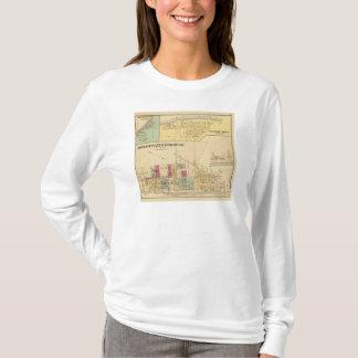 Bridgewater Borough with Shippingport T-Shirt