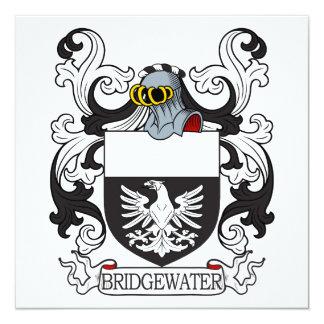 Bridgewater Coat of Arms II Custom Invite