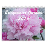 Bridgewater cultiva un huerto 2016 calendarios de pared
