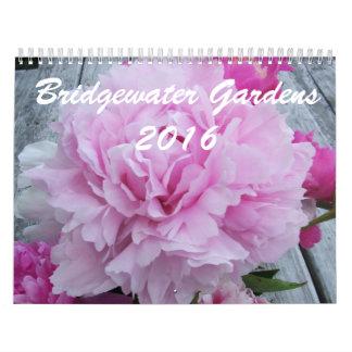Bridgewater Gardens 2016 Calendar
