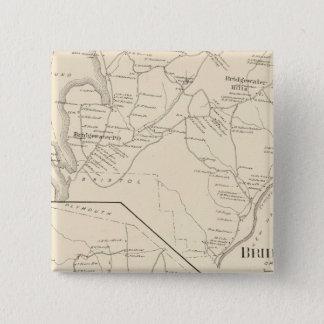 Bridgewater, Hebron Pinback Button