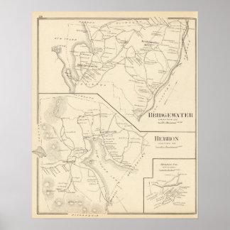 Bridgewater, Hebron Poster