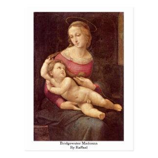 Bridgewater Madonna By Raffael Postcards