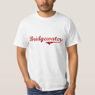 Bridgewater Massachusetts Classic Design T-Shirt