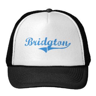 Bridgton Maine Classic Design Trucker Hats