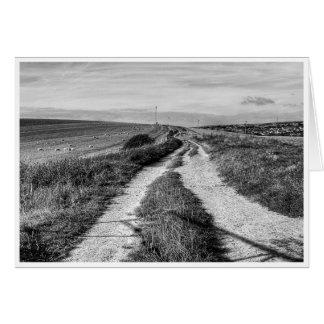 Bridleway Card