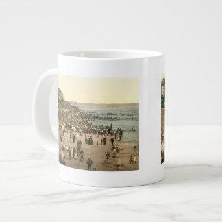 Bridlington Children's Corner, Yorkshire, England Large Coffee Mug