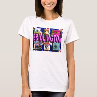 Bridlington Harbor Hang Out T-Shirt