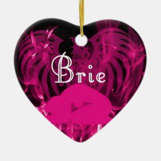 Brie Xmas Ornament