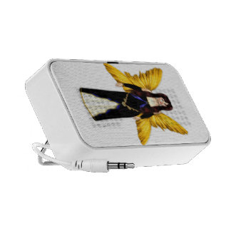 Brieanna Fairy Laptop Speakers