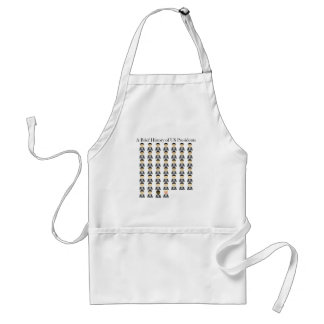 Brief History of US Presidents Adult Apron