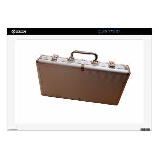 "Briefcase 17"" Laptop Decal"