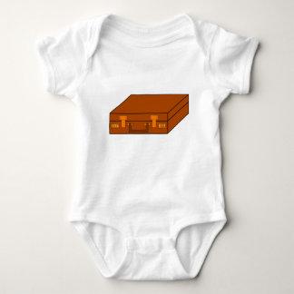 Briefcase Baby Bodysuit