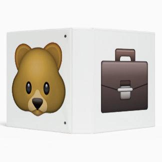 Briefcase - Emoji Binder