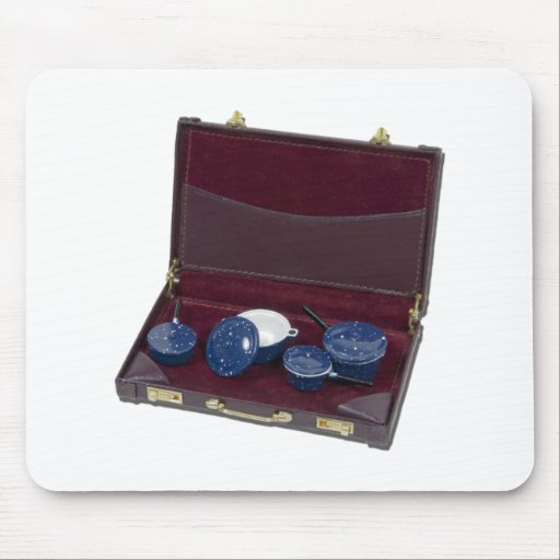 BriefcaseEnamelware041412.png Mouse Pads