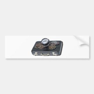 BriefcaseGaugeGears062115.png Bumper Sticker