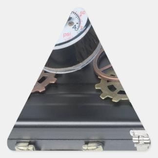 BriefcaseGaugeGears062115.png Triangle Sticker
