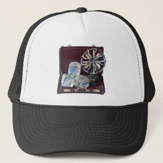 BriefcaseIceCubesFan081914.png Trucker Hat