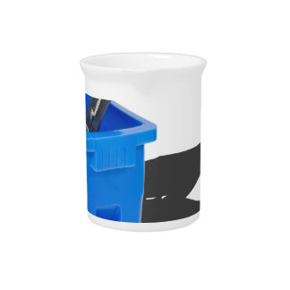 BriefcaseInRecyclingBin061315.png Drink Pitcher
