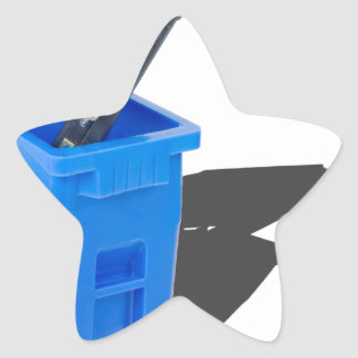 BriefcaseInRecyclingBin061315.png Star Sticker