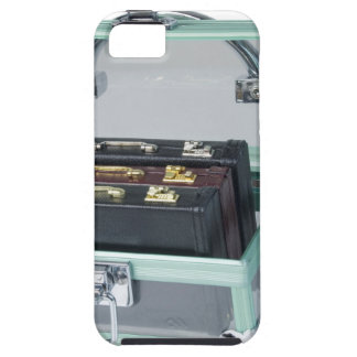 BriefcaseInSeeThroughTrunk061315.png iPhone SE/5/5s Case