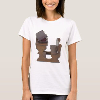 BriefcaseOnWoodenDesk041412.png T-Shirt