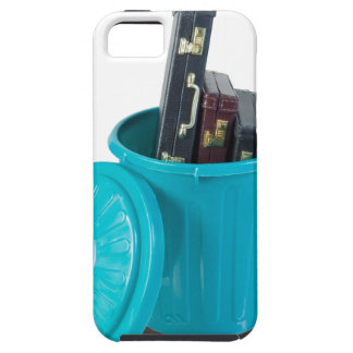 BriefcasesInGarbageCan061315.png iPhone SE/5/5s Case