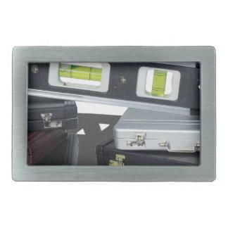 BriefcasesLevel061315.png Rectangular Belt Buckle