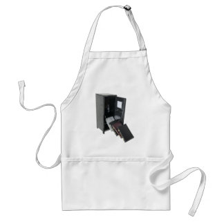BriefcasesPourLocker071611 Adult Apron
