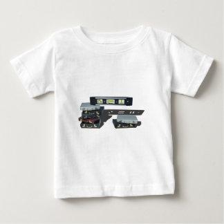 BriefcaseStraightenedLevel061315.png Baby T-Shirt