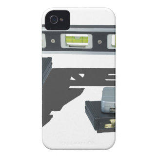BriefcaseStraightenedLevel061315.png iPhone 4 Cover