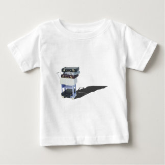 BriefcasesTrolley081914 copy.png Baby T-Shirt