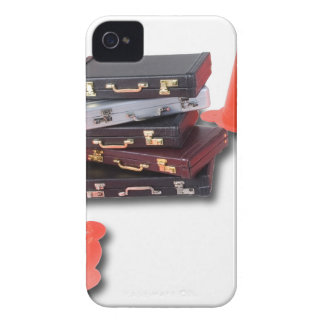 BriefcasesWithTrafficCones061315.png Case-Mate iPhone 4 Carcasa