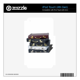 BriefcaseTallStack061315.png iPod Touch 4G Calcomanía