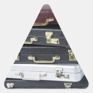 BriefcaseTallStack061315.png Triangle Sticker