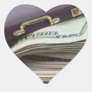 BriefcaseWadMoney011813.png Heart Sticker