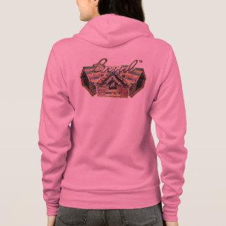 Briel (Aviator Series) Hoody Pink