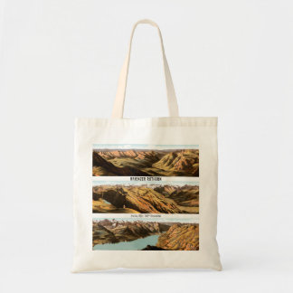 BRIENZER ROTHORN Swiss Alps 360° Panorama Tote Bag